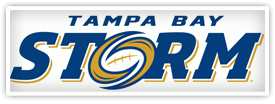 Caterer for Tampa Bay Storm